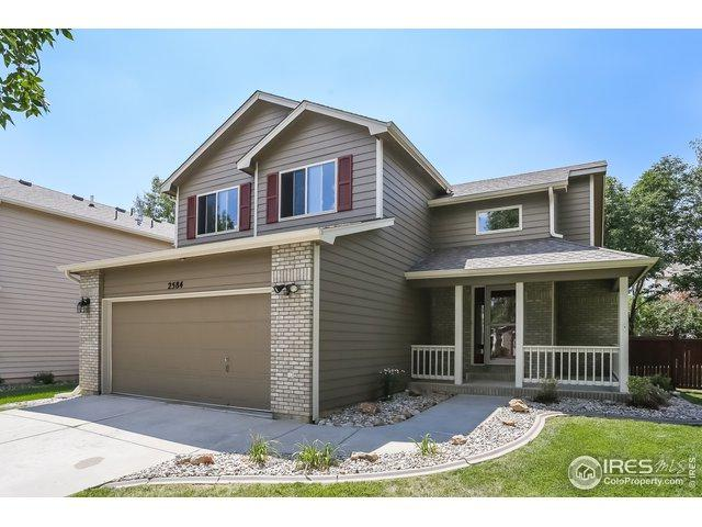 2584 Anemonie Dr, Loveland, CO 80537 (MLS #872281) :: The Lamperes Team