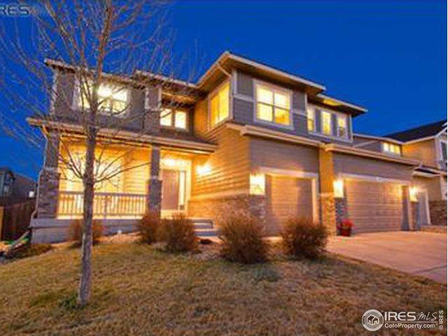 109 Muscovey Ln, Johnstown, CO 80534 (MLS #872282) :: The Lamperes Team