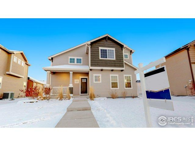 5317 School House Dr, Timnath, CO 80547 (MLS #872407) :: The Lamperes Team