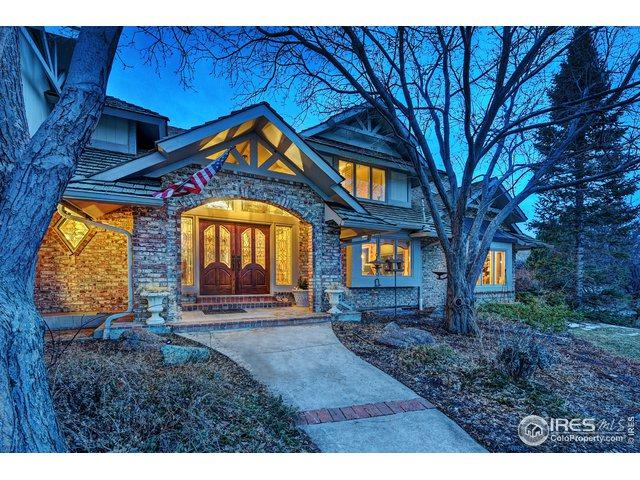 8400 Sawtooth Ln, Niwot, CO 80503 (MLS #872574) :: Sarah Tyler Homes