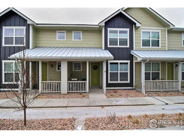 3335 Apple Blossom Ln #2, Greeley, CO 80634 (MLS #872596) :: Downtown Real Estate Partners