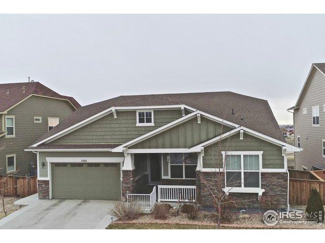 3361 E 143rd Dr, Thornton, CO 80602 (MLS #872840) :: 8z Real Estate