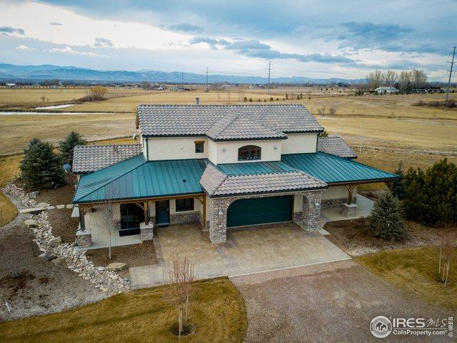 6165 County Road 78, Windsor, CO 80550 (#873090) :: The Peak Properties Group