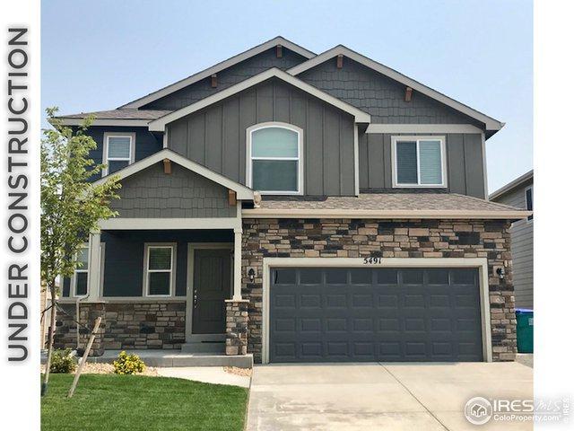 354 Ellie Way, Berthoud, CO 80513 (MLS #873203) :: Kittle Real Estate