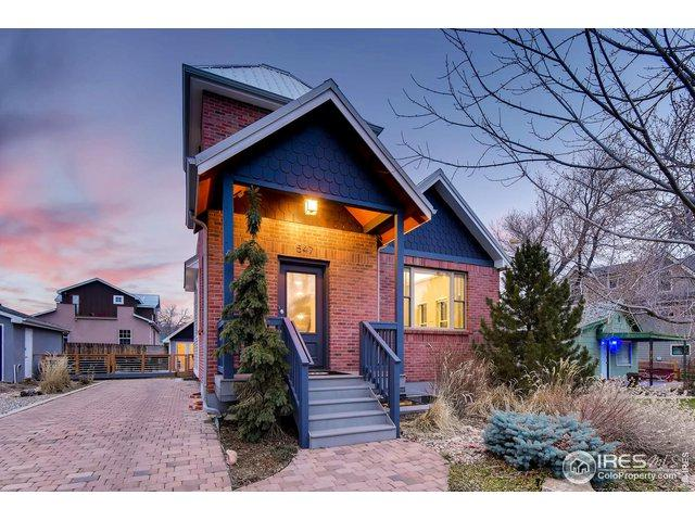 547 County Road, Louisville, CO 80027 (MLS #873418) :: Hub Real Estate