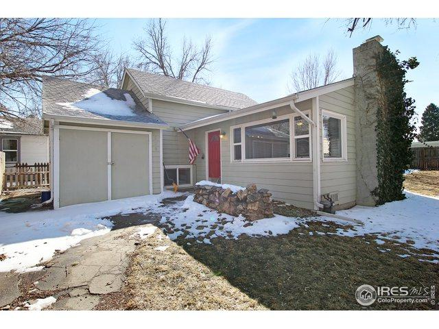 509 Laporte Ave, Fort Collins, CO 80521 (MLS #873575) :: Hub Real Estate