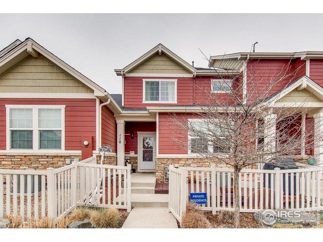 110 Jackson Dr, Erie, CO 80516 (MLS #873589) :: Tracy's Team