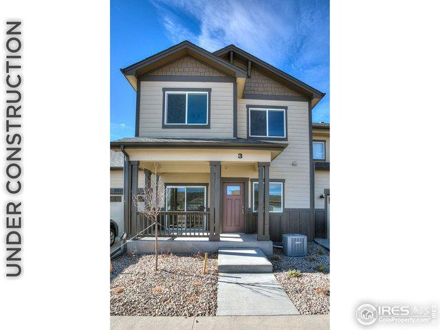 4156 Crittenton Ln #3, Wellington, CO 80549 (#873596) :: The Griffith Home Team