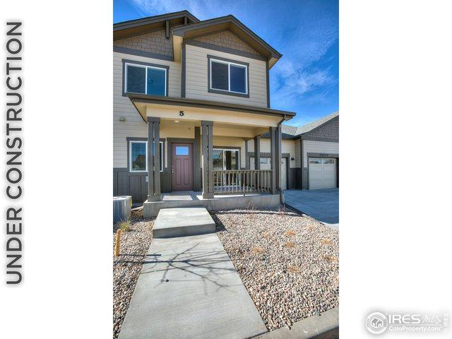 4156 Crittenton Ln #4, Wellington, CO 80549 (#873600) :: The Griffith Home Team