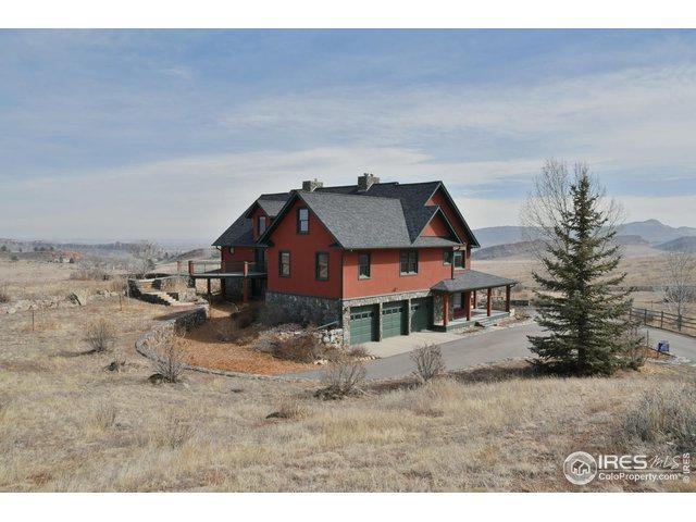 3070 Suri Trl, Bellvue, CO 80512 (MLS #873727) :: Downtown Real Estate Partners