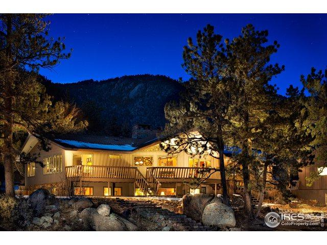 71 Seneca Rd, Lyons, CO 80540 (MLS #873772) :: Kittle Real Estate