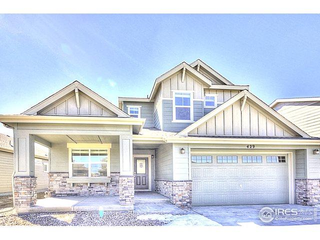 429 Seahorse Dr, Windsor, CO 80550 (MLS #873784) :: 8z Real Estate