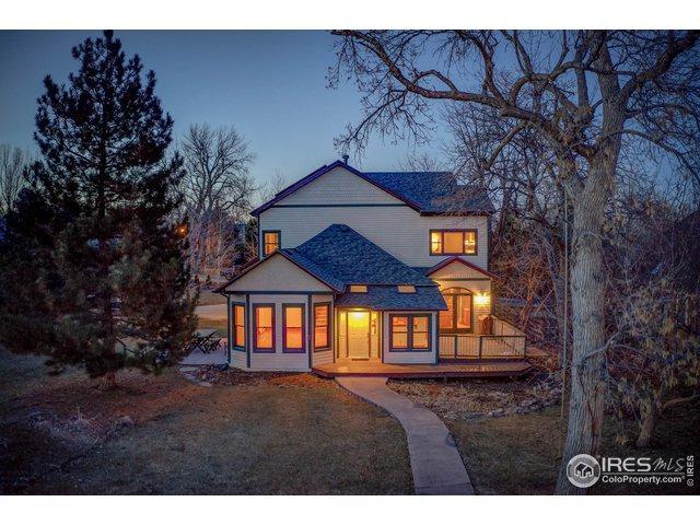 501 W Spruce St, Louisville, CO 80027 (MLS #874029) :: 8z Real Estate