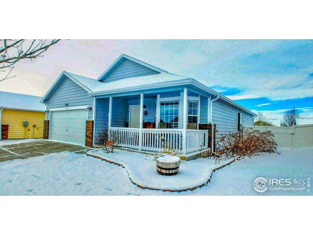 3309 Grenache St, Evans, CO 80634 (MLS #874107) :: Hub Real Estate