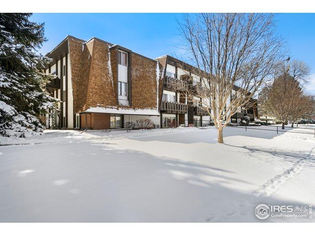 1309 Kirkwood Dr #605, Fort Collins, CO 80525 (MLS #874108) :: Keller Williams Realty