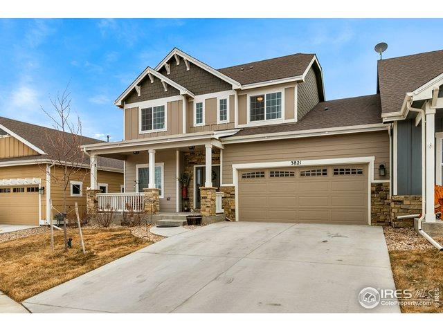 3821 Adine Ct, Loveland, CO 80537 (MLS #874161) :: Downtown Real Estate Partners