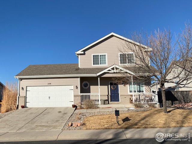239 Aspen Grove Way, Severance, CO 80550 (MLS #874192) :: 8z Real Estate