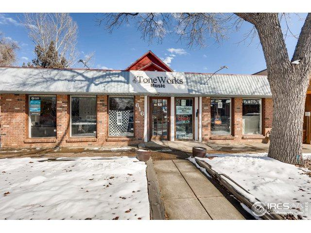 616 Coffman St, Longmont, CO 80501 (MLS #874313) :: 8z Real Estate