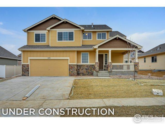258 Castle Dr, Severance, CO 80550 (MLS #874529) :: Kittle Real Estate