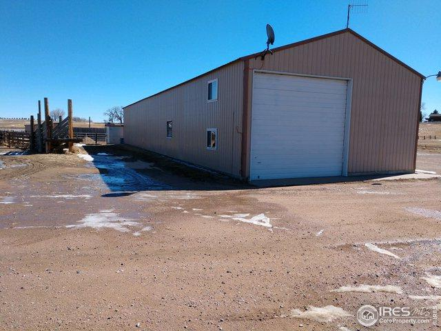 40250 County Road 21, Ault, CO 80610 (MLS #874574) :: 8z Real Estate