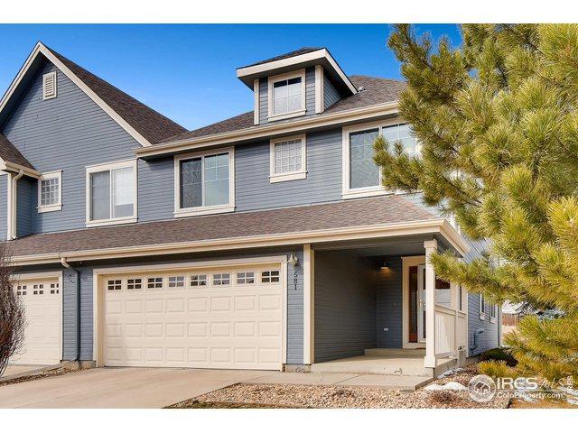 581 Wild Ridge Ln, Lafayette, CO 80026 (MLS #874724) :: Downtown Real Estate Partners