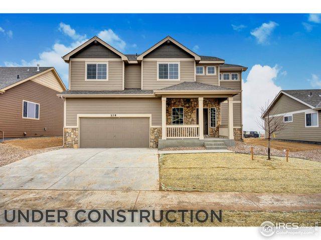 272 Castle Dr, Severance, CO 80550 (MLS #874743) :: Kittle Real Estate