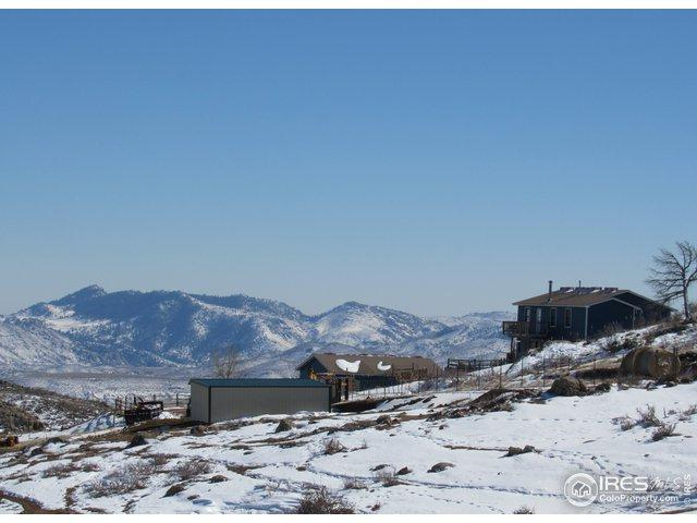 4001 W County Road 80C, Livermore, CO 80536 (MLS #874763) :: Downtown Real Estate Partners