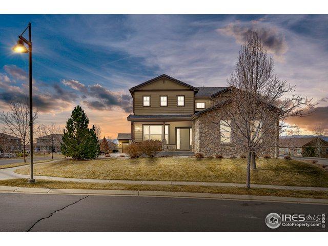 3140 Promontory Loop, Broomfield, CO 80023 (MLS #874841) :: Kittle Real Estate