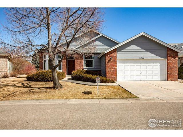 1533 Front Nine Dr, Fort Collins, CO 80525 (MLS #874888) :: 8z Real Estate