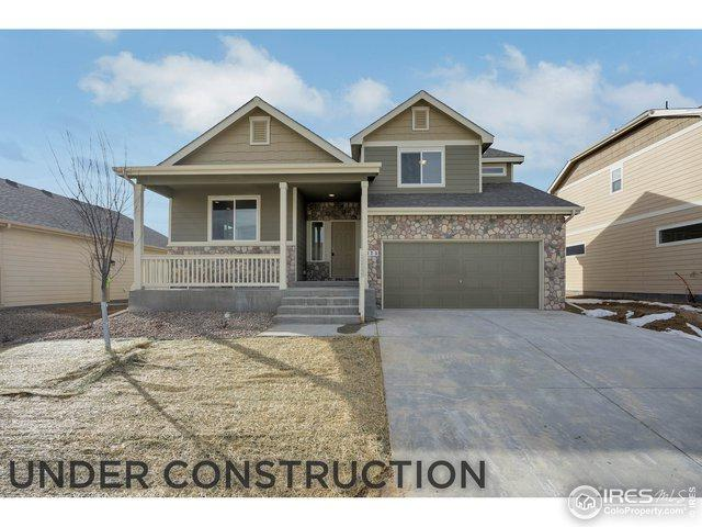318 Torreys Dr, Severance, CO 80550 (MLS #875019) :: Bliss Realty Group