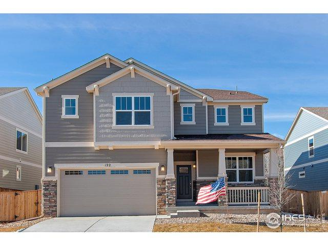 122 S Mcgregor Cir, Erie, CO 80516 (MLS #875327) :: Keller Williams Realty