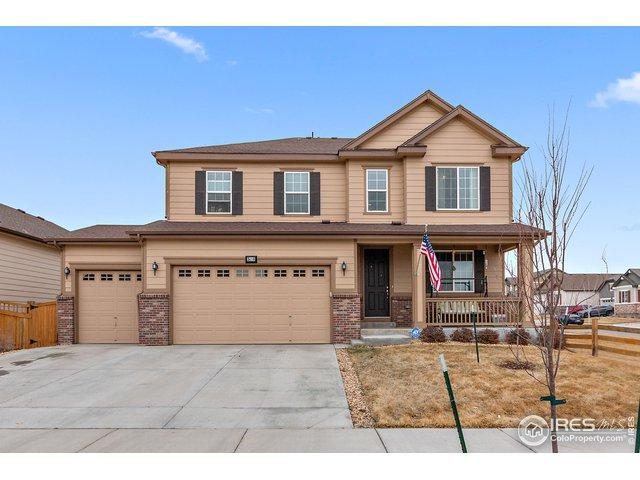 3410 Quicksilver Rd, Frederick, CO 80516 (MLS #875484) :: Kittle Real Estate