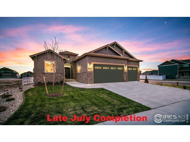 851 Shirttail Peak Dr, Windsor, CO 80550 (MLS #875815) :: Kittle Real Estate