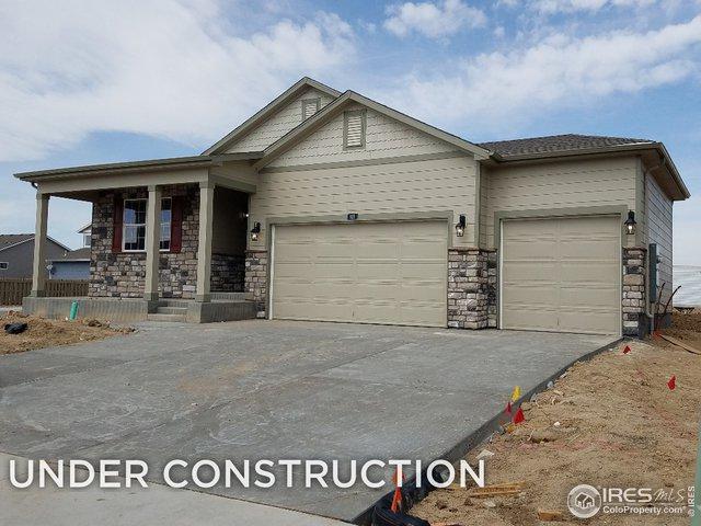 315 Jay Ave, Severance, CO 80550 (MLS #876125) :: Kittle Real Estate