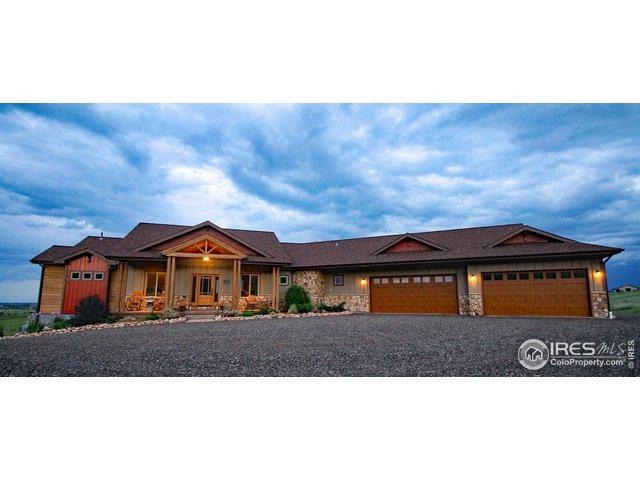 7244 W County Road 12, Loveland, CO 80537 (MLS #876343) :: Bliss Realty Group