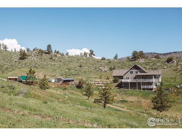 405 Moondance Way, Bellvue, CO 80512 (MLS #876545) :: Bliss Realty Group