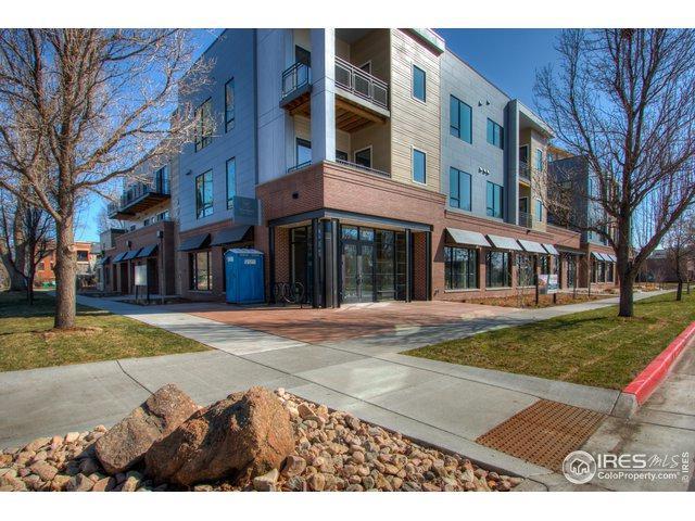 302 N Meldrum St #205, Fort Collins, CO 80521 (MLS #876609) :: June's Team