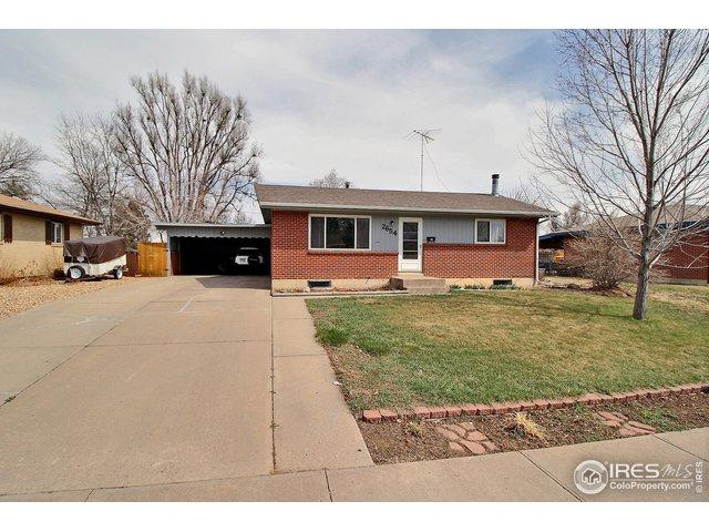 2654 15th Ave, Greeley, CO 80631 (MLS #876679) :: J2 Real Estate Group at Remax Alliance