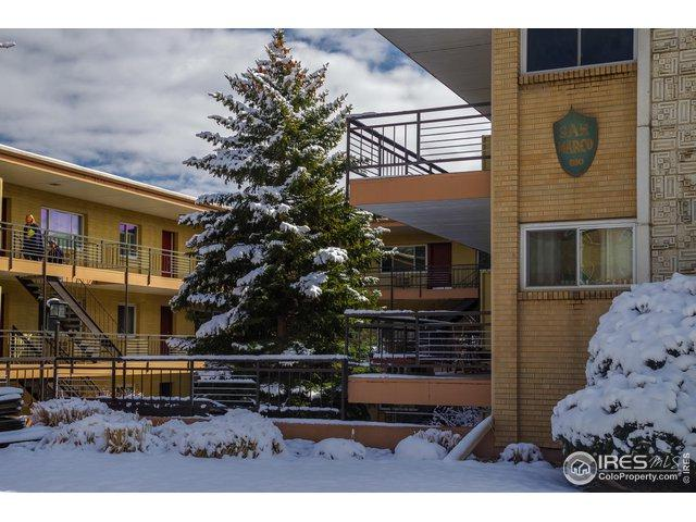 830 20th St #103, Boulder, CO 80302 (MLS #876703) :: Downtown Real Estate Partners