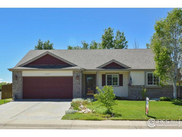 2029 68th Ave, Greeley, CO 80634 (MLS #876709) :: Keller Williams Realty