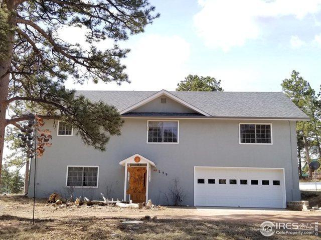 239 Chimney Rock Dr, Livermore, CO 80536 (MLS #877000) :: Kittle Real Estate