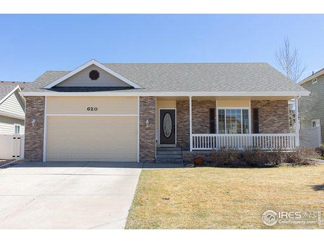 620 62nd Ave, Greeley, CO 80634 (MLS #877037) :: Sarah Tyler Homes