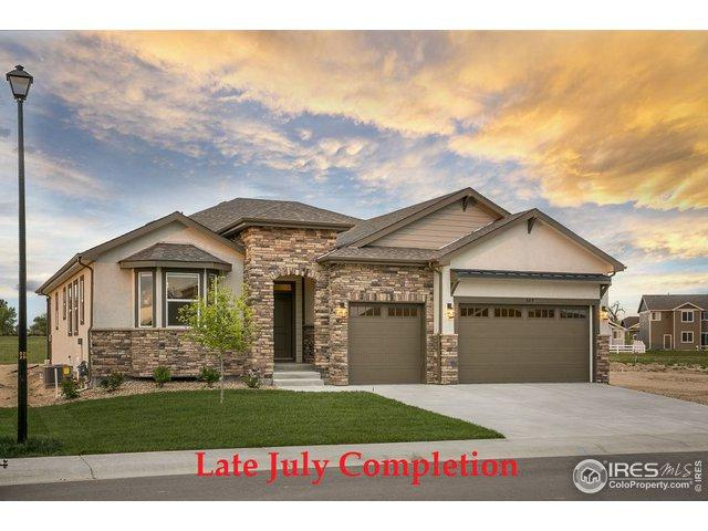 847 Shirttail Peak Dr, Windsor, CO 80550 (MLS #877087) :: Kittle Real Estate