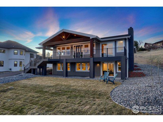 16557 W 78th Pl, Arvada, CO 80007 (MLS #877223) :: Bliss Realty Group