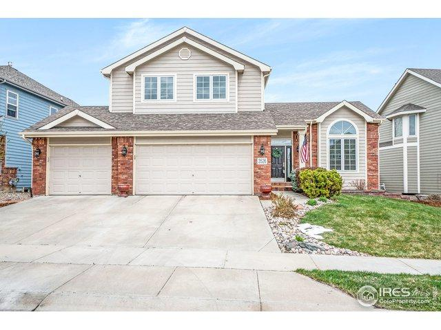 3526 Green Spring Dr, Fort Collins, CO 80528 (MLS #877535) :: Downtown Real Estate Partners