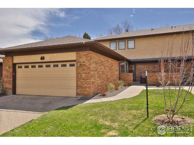 1001 43rd Ave #48, Greeley, CO 80634 (MLS #877659) :: Sarah Tyler Homes