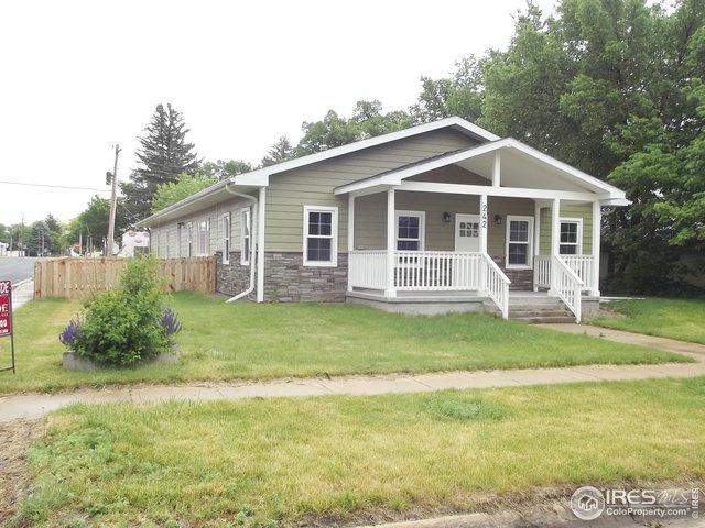 242 N Logan Ave, Haxtun, CO 80731 (#877687) :: The Griffith Home Team