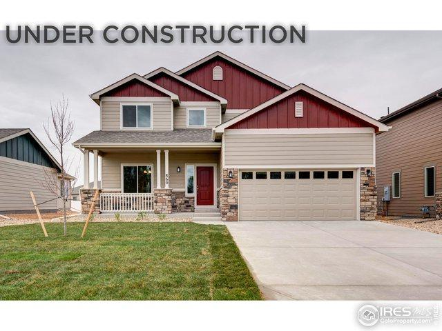 367 Canyonlands St, Berthoud, CO 80513 (MLS #877910) :: The Lamperes Team