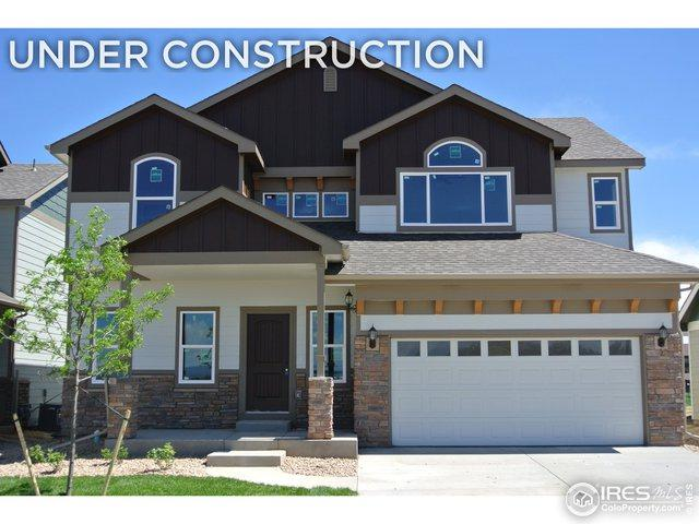 357 Canyonlands St, Berthoud, CO 80513 (MLS #877911) :: The Lamperes Team