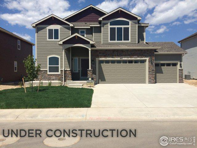 1298 Wild Basin, Severance, CO 80550 (MLS #877930) :: The Lamperes Team